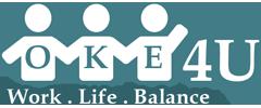 OKE4U logo